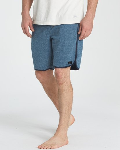 3 All Day Shorts Blue M251TBAS Billabong