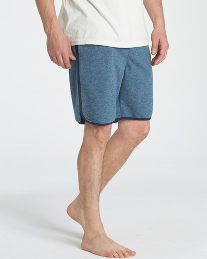 4 All Day Shorts Blue M251TBAS Billabong