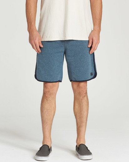 6 All Day Shorts Blue M251TBAS Billabong