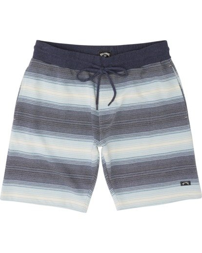 3 Baja Knit Shorts Blue M2531BFD Billabong