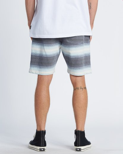 2 Baja Knit Shorts Blue M2531BFD Billabong