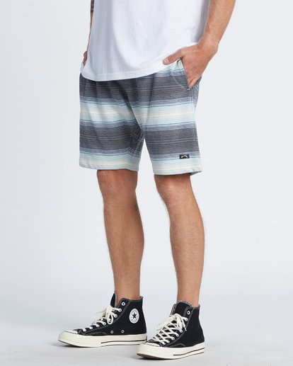 1 Baja Knit Shorts Blue M2531BFD Billabong