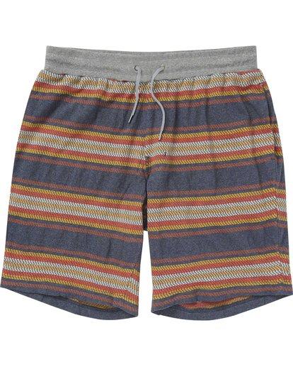 0 Flecker Baja Shorts  M253QBFB Billabong