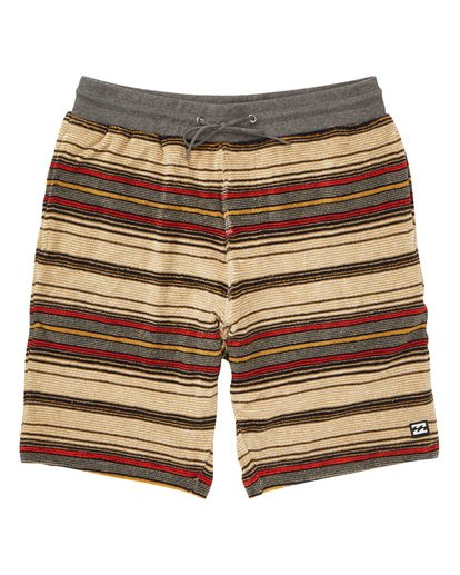 0 Flecker Ensenada Shorts Beige M253TBEN Billabong