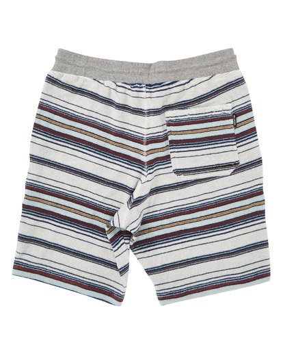 1 Flecker Ensenada Shorts Grey M253TBEN Billabong