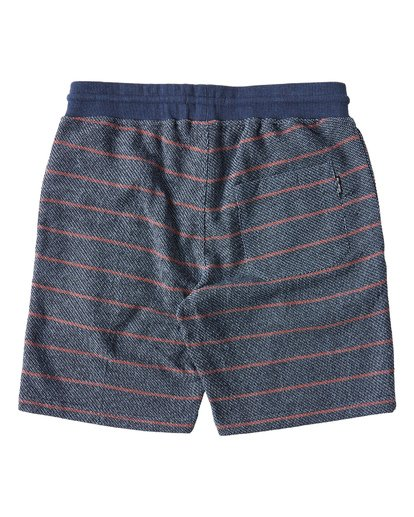 1 Flecker Ventana Shorts Blue M253VBVS Billabong