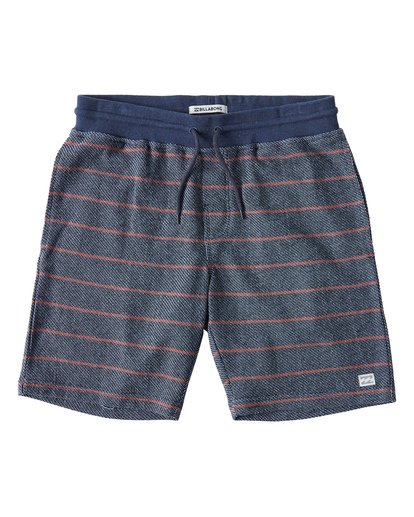 0 Flecker Ventana Shorts Blue M253VBVS Billabong