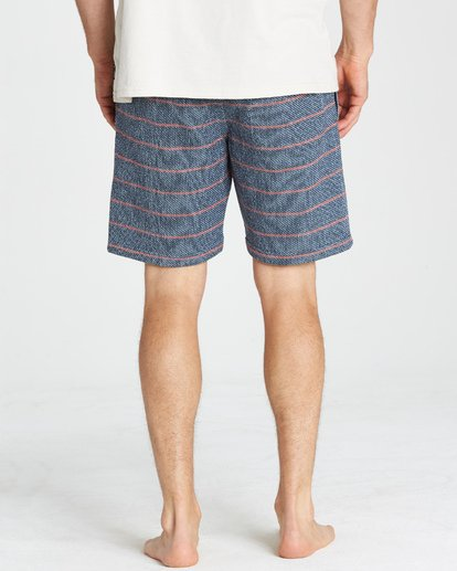 10 Flecker Ventana Shorts Blue M253VBVS Billabong