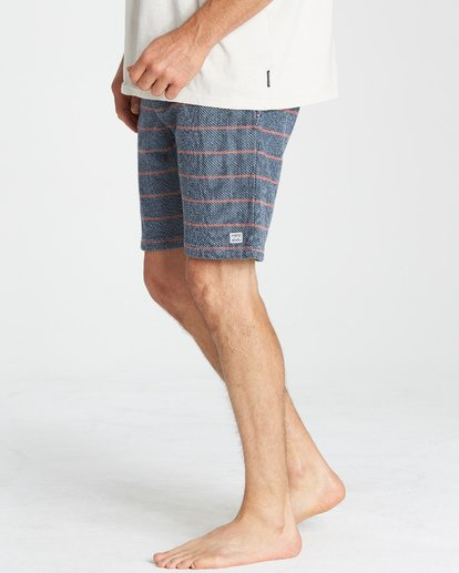 9 Flecker Ventana Shorts Blue M253VBVS Billabong