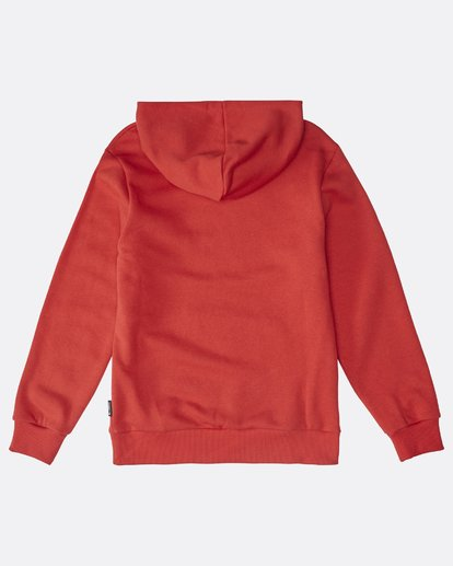1 Boys Eighty Six Hoodie Rouge M2FL01BIW8 Billabong