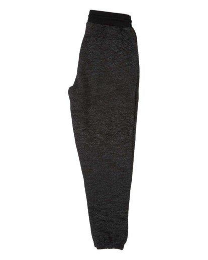 3 Balance Pant Cuffed Sweatpant Black M3003BBP Billabong