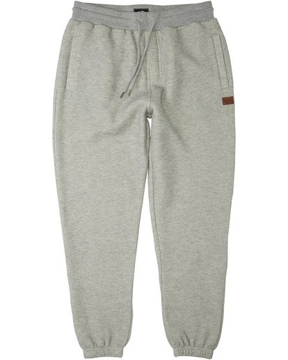 1 Balance Pant Cuffed Sweatpant Grey M3003BBP Billabong