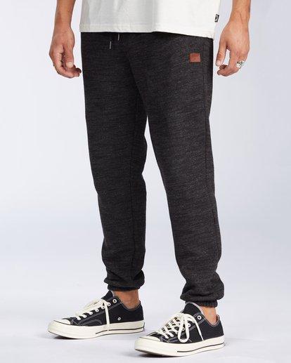 1 Balance Pant Cuffed Sweatpant Black M3003BBP Billabong