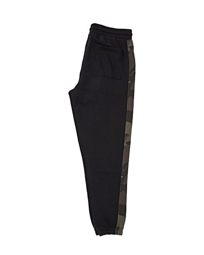 5 Wave Washed Pant Sweatpants Black M300VBWP Billabong