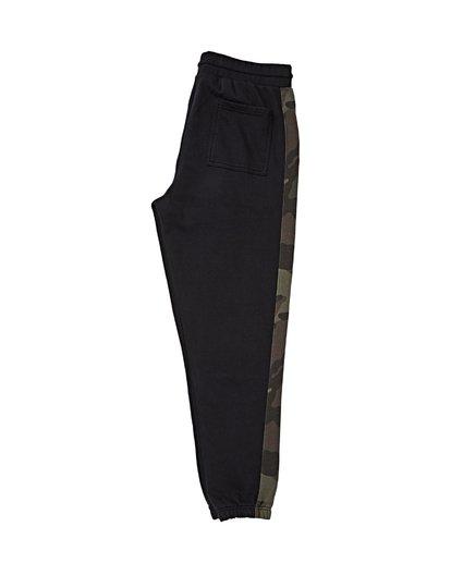 5 Wave Washed Pant Sweatpants Black M300VBWP Billabong