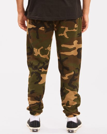 3 All Day Sweatpants Black M3023BAP Billabong