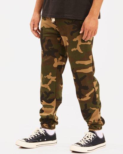 1 All Day Sweatpants Black M3023BAP Billabong