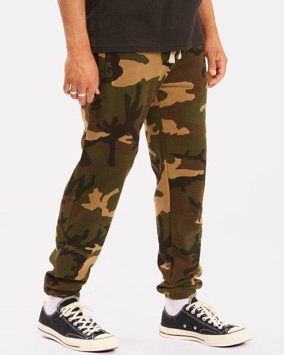 2 All Day Sweatpants Black M3023BAP Billabong
