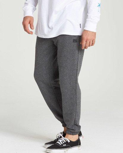 1 Boundary Pant Fleece Pant Black M302QBAP Billabong