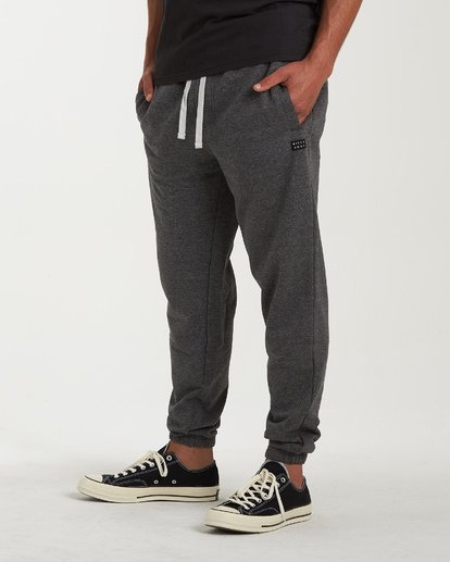 1 All Day Sweatpants Black M302VBAP Billabong