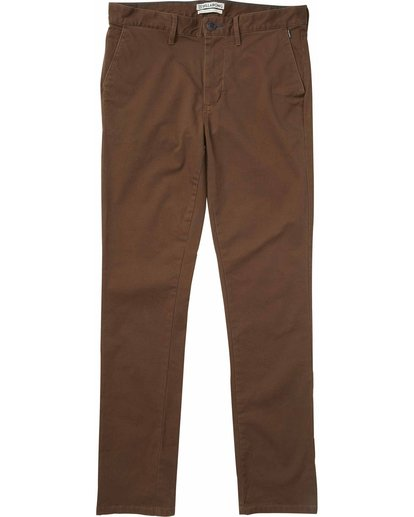 3 New Order Chino Pant  M305LNOC Billabong