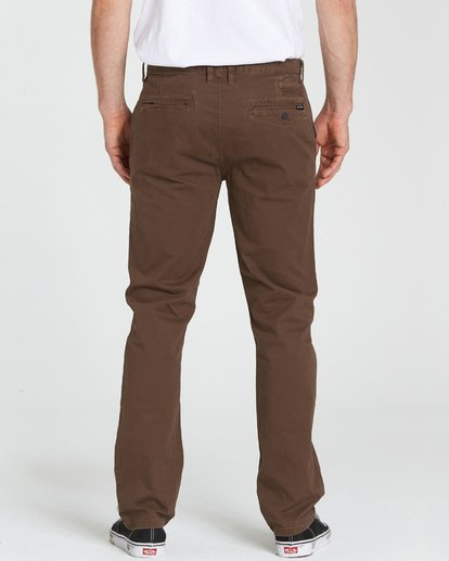 2 New Order Chino Pant  M305LNOC Billabong