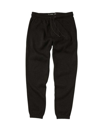 4 Boundary Pant Fleece Pant Black M305SBBO Billabong