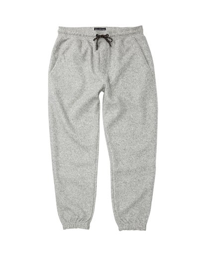3 Boundary Sweatpants Grey M305WBBO Billabong