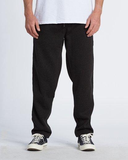 0 Boundary Sweatpants Black M305WBBO Billabong