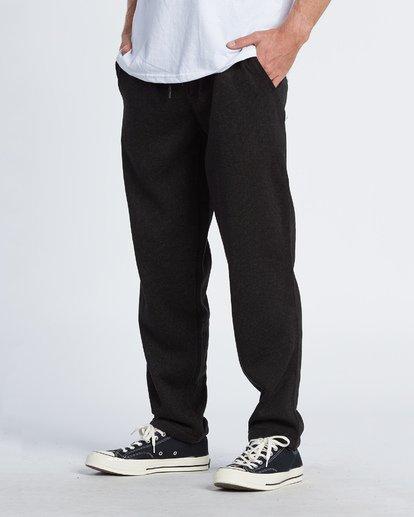 1 Boundary Sweatpants Black M305WBBO Billabong