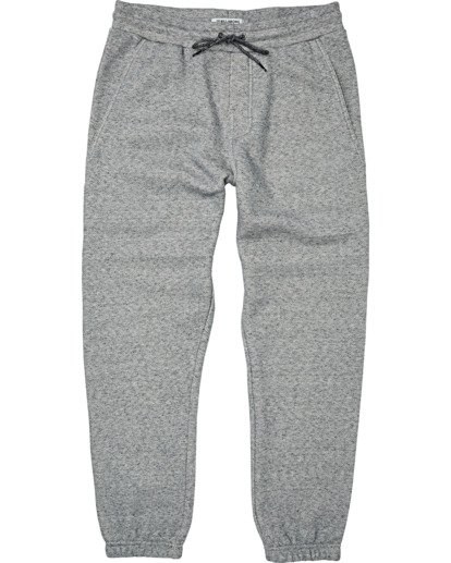 3 Hudson Sweatpants Grey M305WBHU Billabong