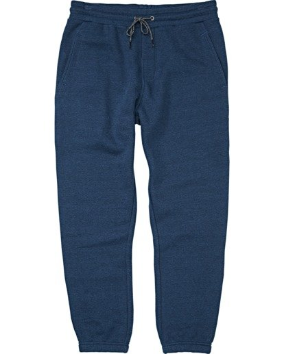 3 Hudson Sweatpants Blue M305WBHU Billabong