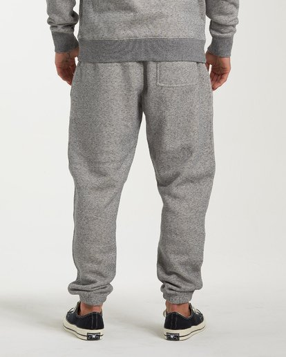 2 Hudson Sweatpants Grey M305WBHU Billabong