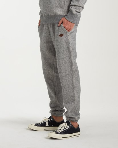 1 Hudson Sweatpants Grey M305WBHU Billabong