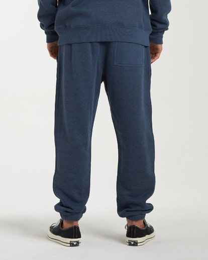 2 Hudson Sweatpants Blue M305WBHU Billabong