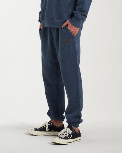1 Hudson Sweatpants Blue M305WBHU Billabong