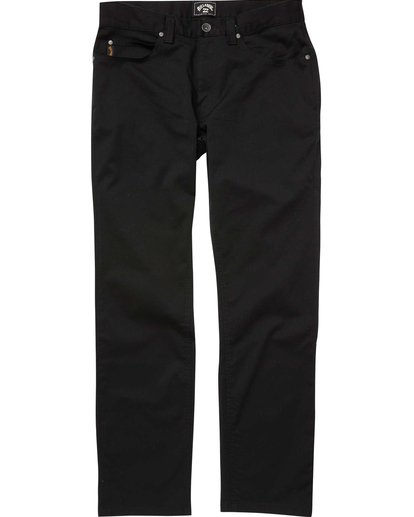 0 Fifty Pant  M310QBFT Billabong