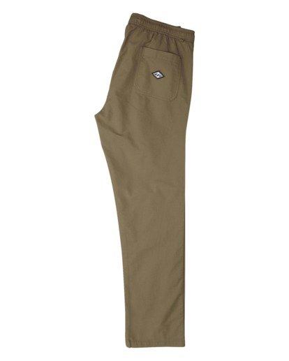 4 Larry Corduroy Pant Grey M3121BLC Billabong