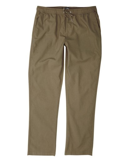 3 Larry Corduroy Pant Grey M3121BLC Billabong