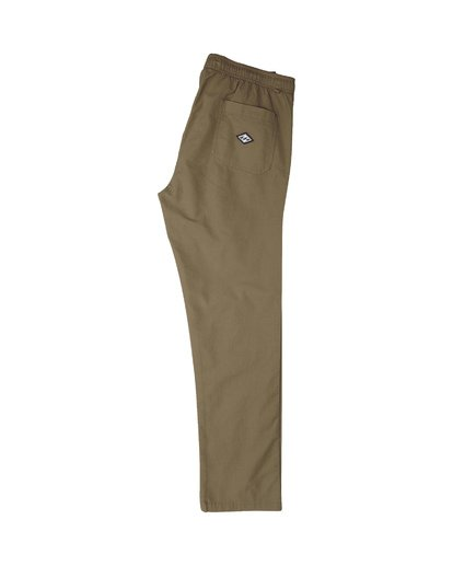 5 Larry Corduroy Pant Grey M3121BLC Billabong