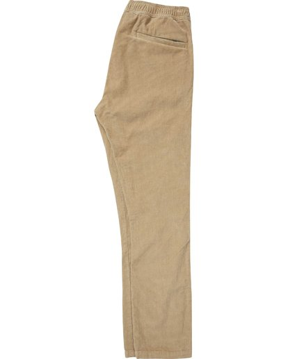 1 Larry Layback Cord Pant  M312QBLC Billabong