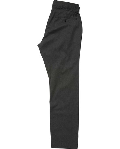 5 Carter Stretch Chino Pants Black M314QBCS Billabong