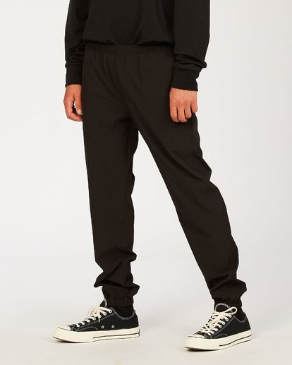 7 Transport Pant Black M3153BTP Billabong