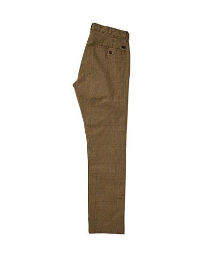 4 Carter Yarndye Chino Pants Grey M315VBCY Billabong