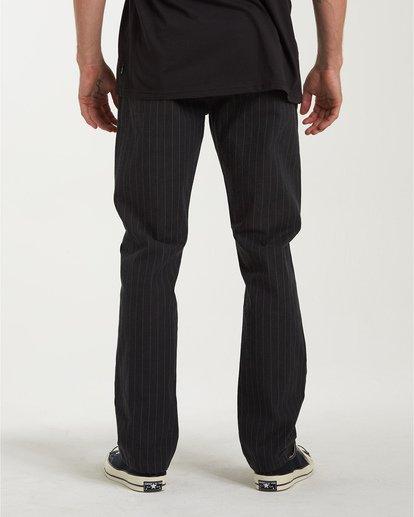 2 Carter Yarndye Chino Pants Grey M315VBCY Billabong