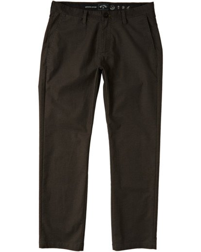 4 A/Div Surftrek Pant Black M3163BSP Billabong