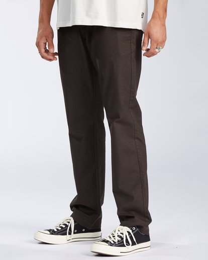 1 A/Div Surftrek Pant Black M3163BSP Billabong