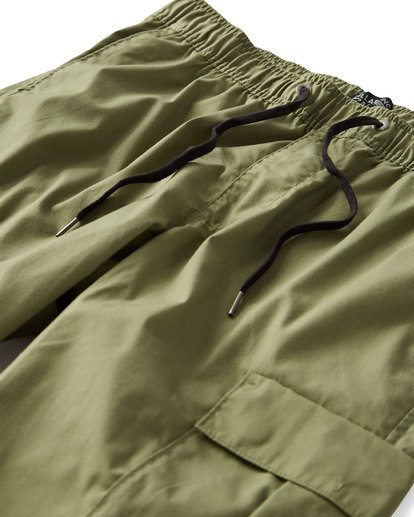 3 Surftrek Cargo Pants Camo M316VBSC Billabong