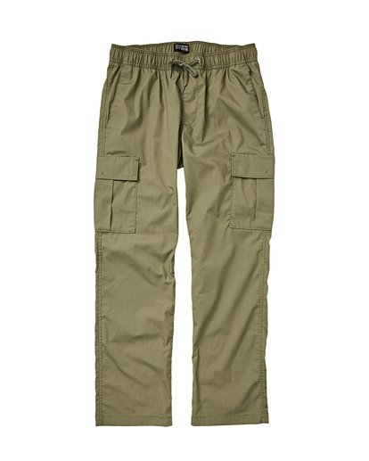 0 Surftrek Cargo Pants Camo M316VBSC Billabong
