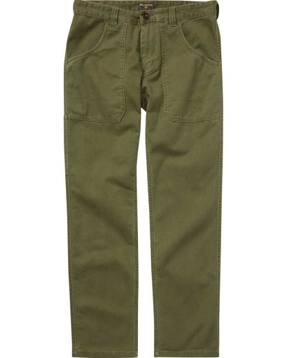 3 Collins Pant Green M317QBCO Billabong